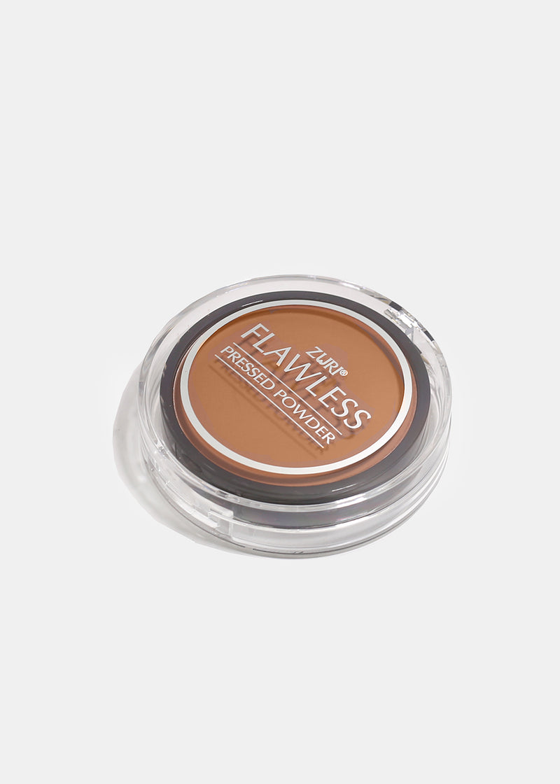 Zuri Pressed Powder- Blush Brown