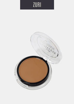 Zuri Cream To Powder Foundation- Sable