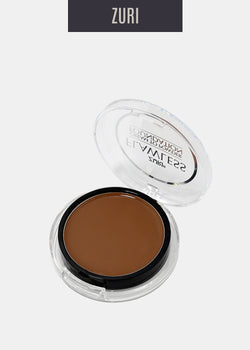 Zuri Cream To Powder Foundation- Espresso