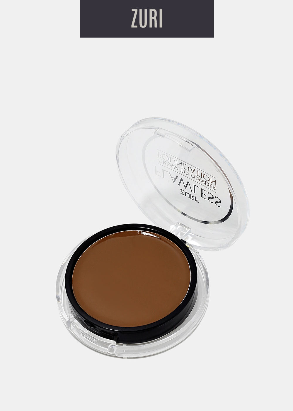 Zuri Cream To Powder Foundation- Suede
