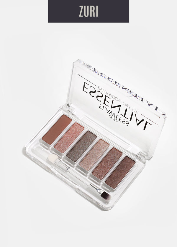 Zuri Eye Shadow Palette- Essential