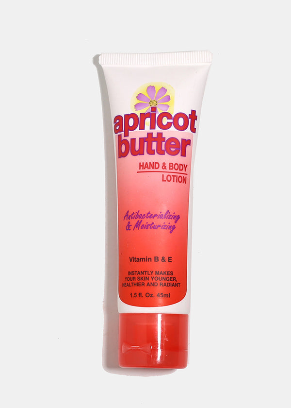 Hand & Body Lotion- Apricot Butter