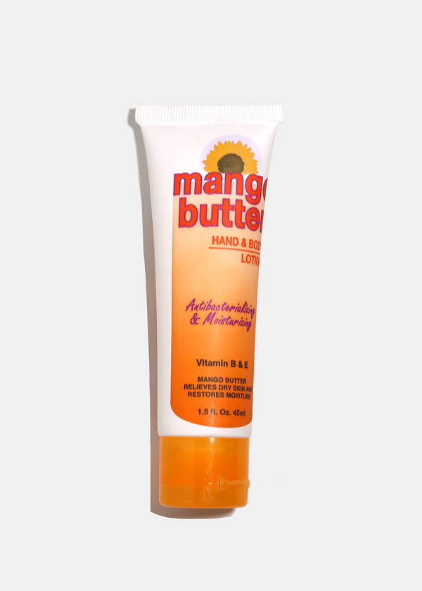 Hand & Body Lotion- Mango Butter