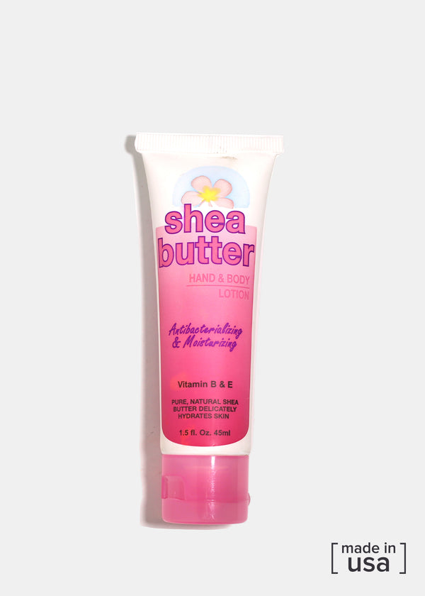 Hand & Body Lotion- Shea Butter