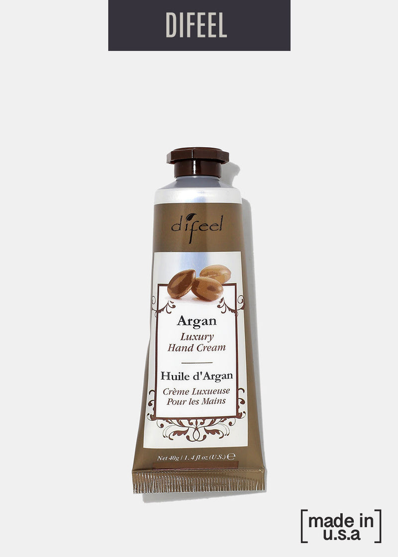 Difeel Hand Cream- Argan