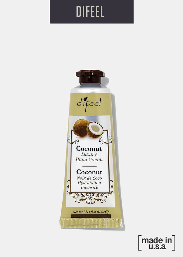 Difeel Hand Cream- Coconut