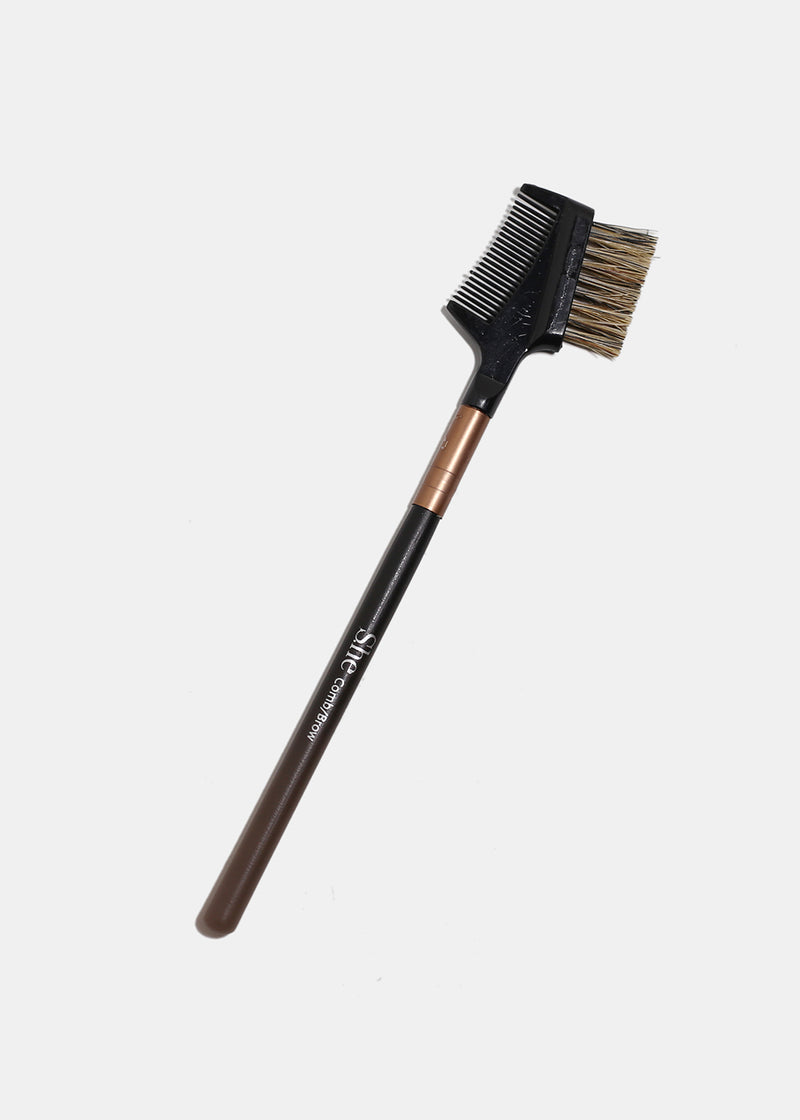 S.he Makeup Eyebrow Comb Brush