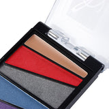 Malibu Glitz 8 Color Bold Eyeshadow Set (#5-8)