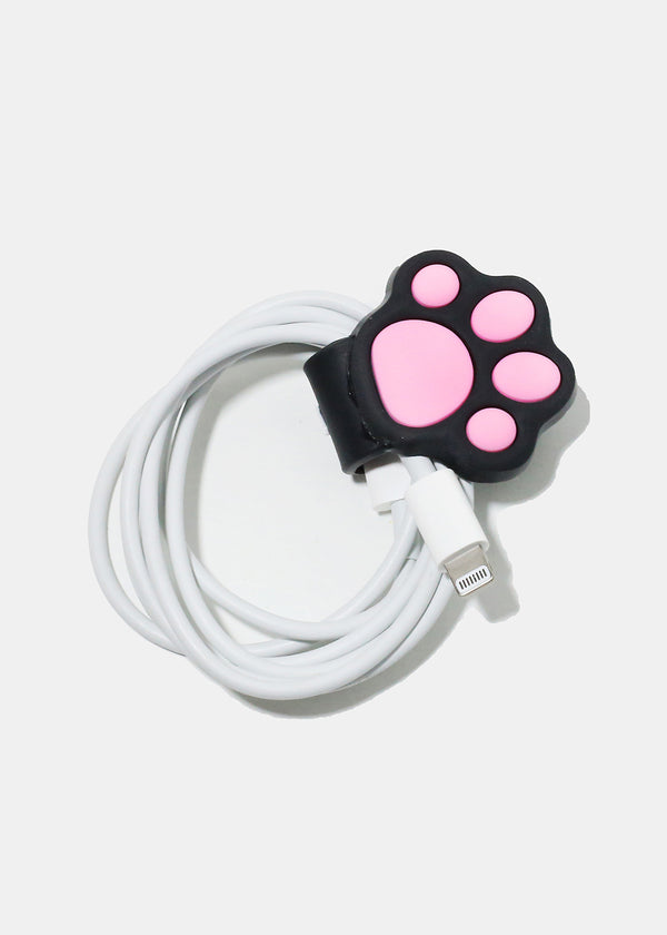 OKI Cable Organizer Wrap- Paws
