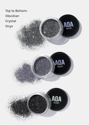AOA Crystal Powder Singles