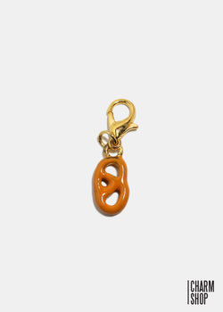 Pretzel Dangle Charm