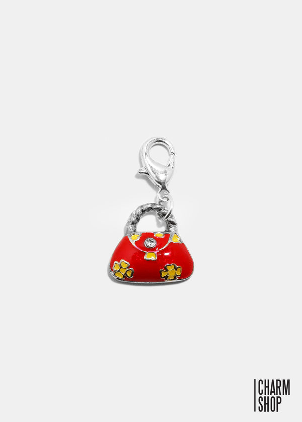 Fashion Purse Dangle Charm