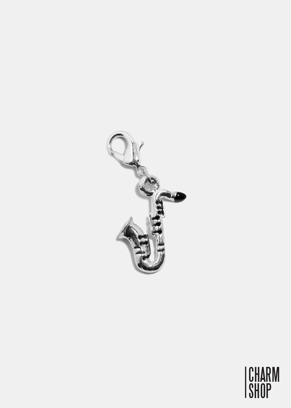 Saxophone Dangle Charm