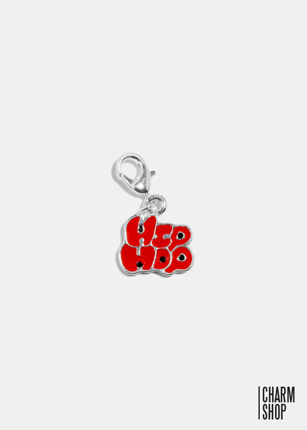 Hip Hop Dangle Charm