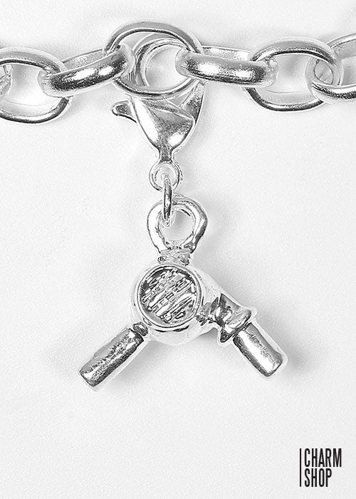 Hair Dryer Dangle Charm
