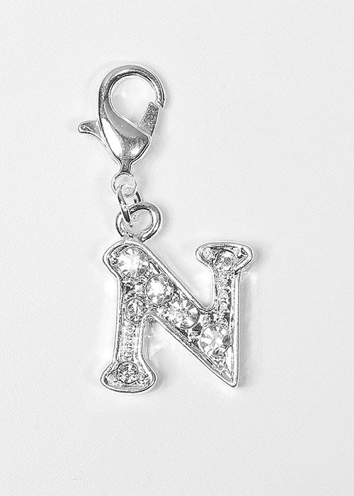 Rhinestone N Dangle Charm