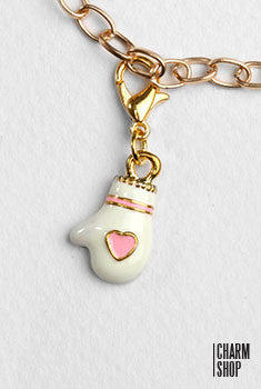 Baking Lover's Mitt Dangle Charm