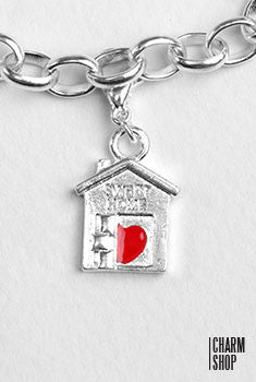 Sweet Home Dangle Charm