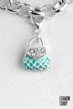 Ava Purse Dangle Charm