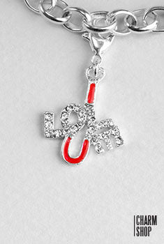 Cute Love Dangle Charm