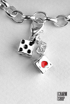 Dice Dangle Charm