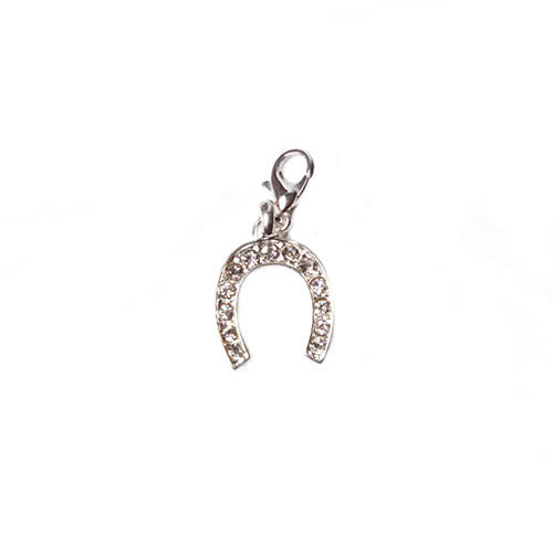 Horseshoe Dangle Charm