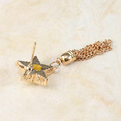 Star Tassel Earrings