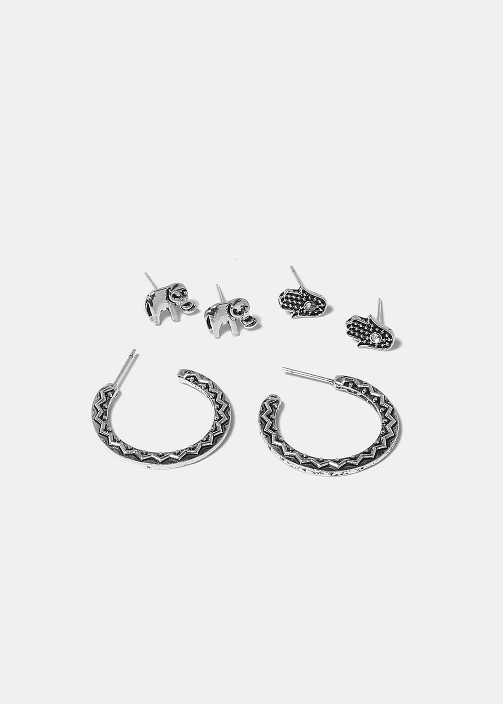 elephant scc earrings product index