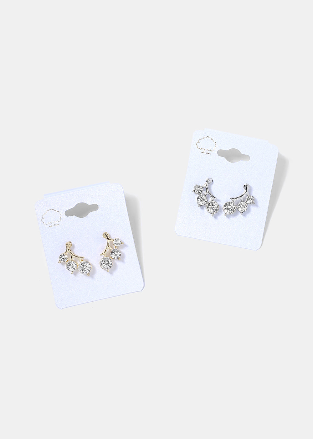 Gemstone Branch Earrings