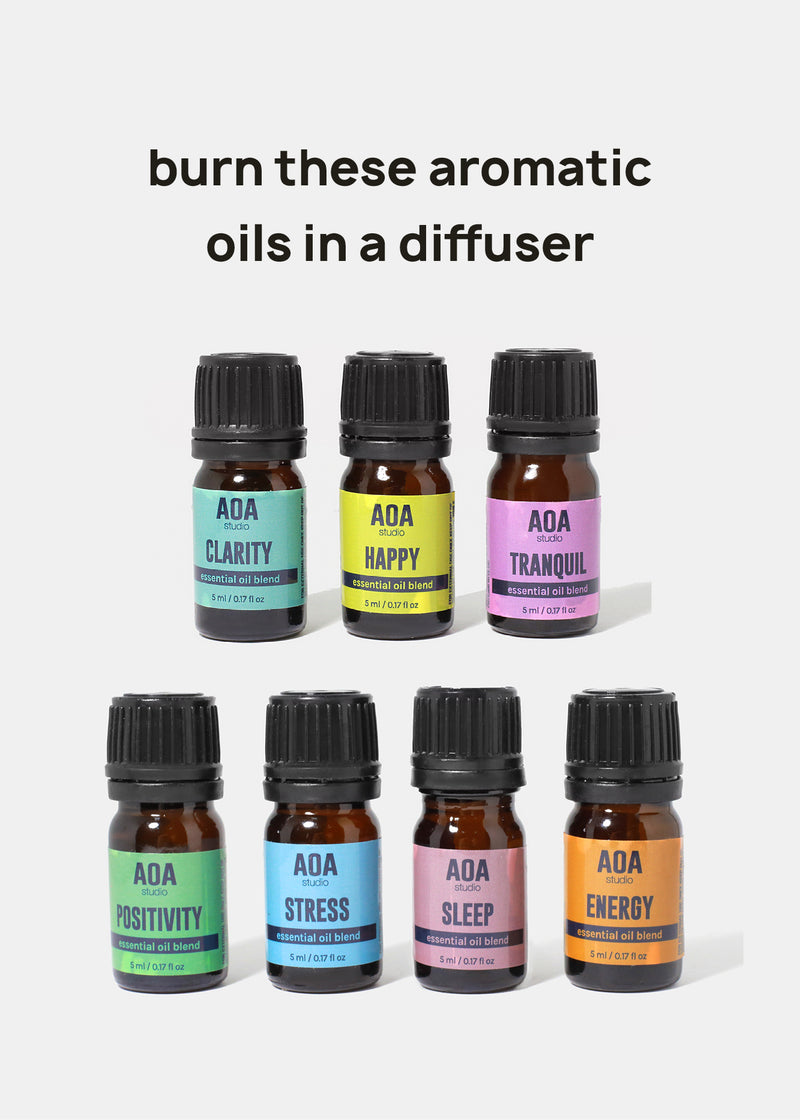 AOA Essential Blend Oils - Positivity