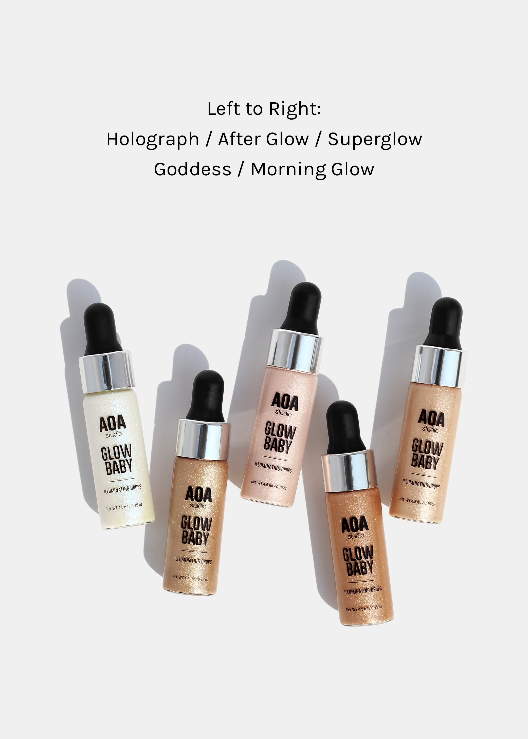 🐶Paw Paw:Glow Baby Highlighter- After Glow
