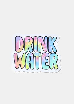 OKI Sticker- Drink Water