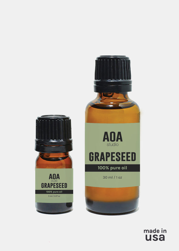 AOA 100% Carrier Oils - Grapeseed