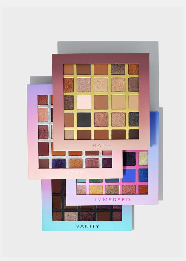 a2o 25 Color Eyeshadow Palette- Collection