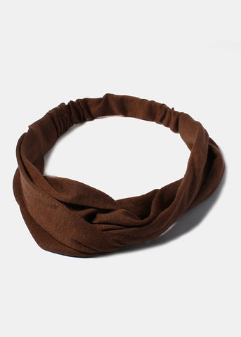 Soft Knot Headband