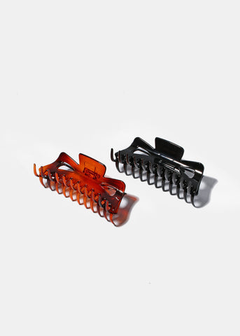 Large Plastic Jaw Hair Clip