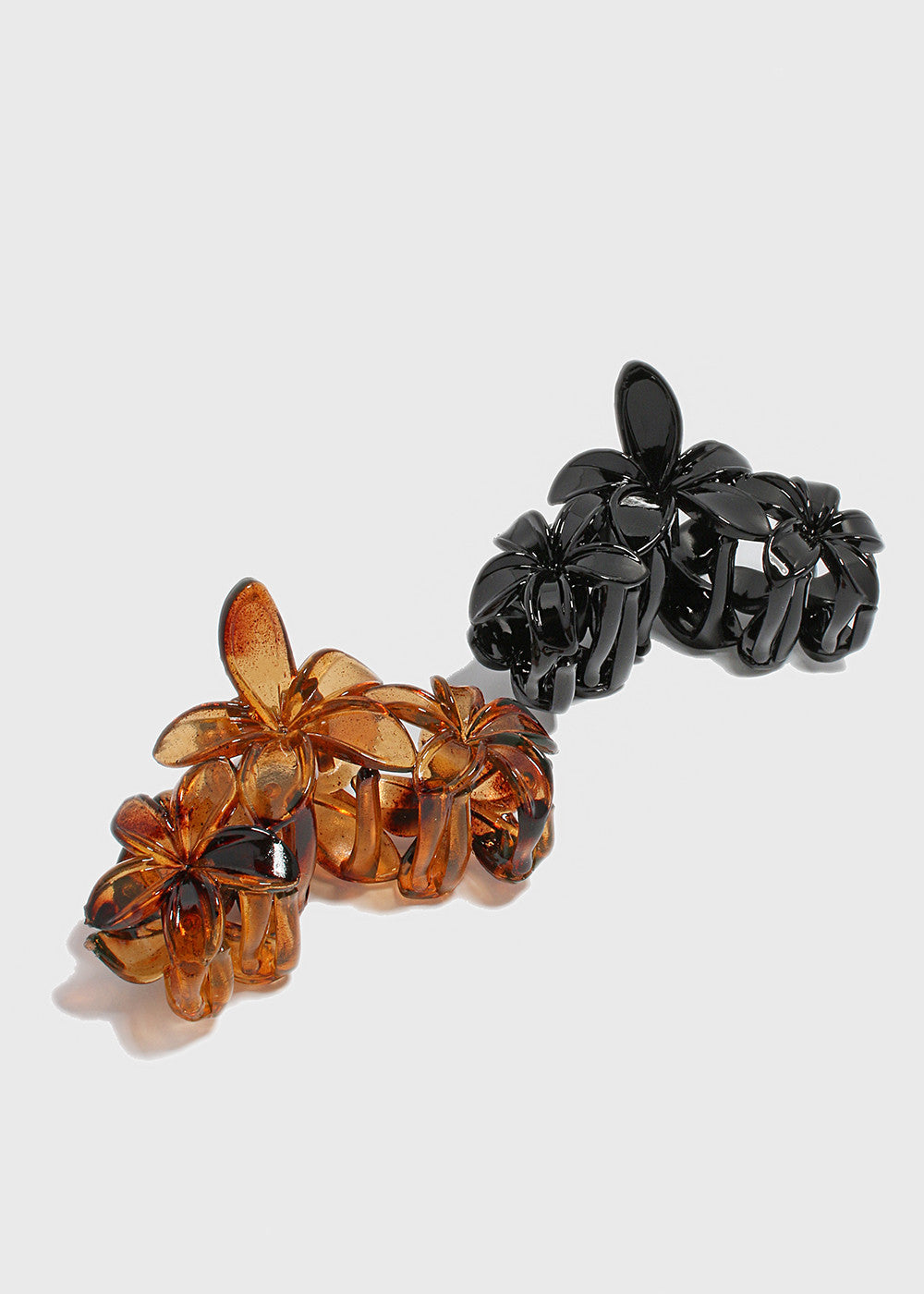 Flower Cluster Jaw Hair Clip