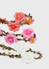 Flower Vine Crown