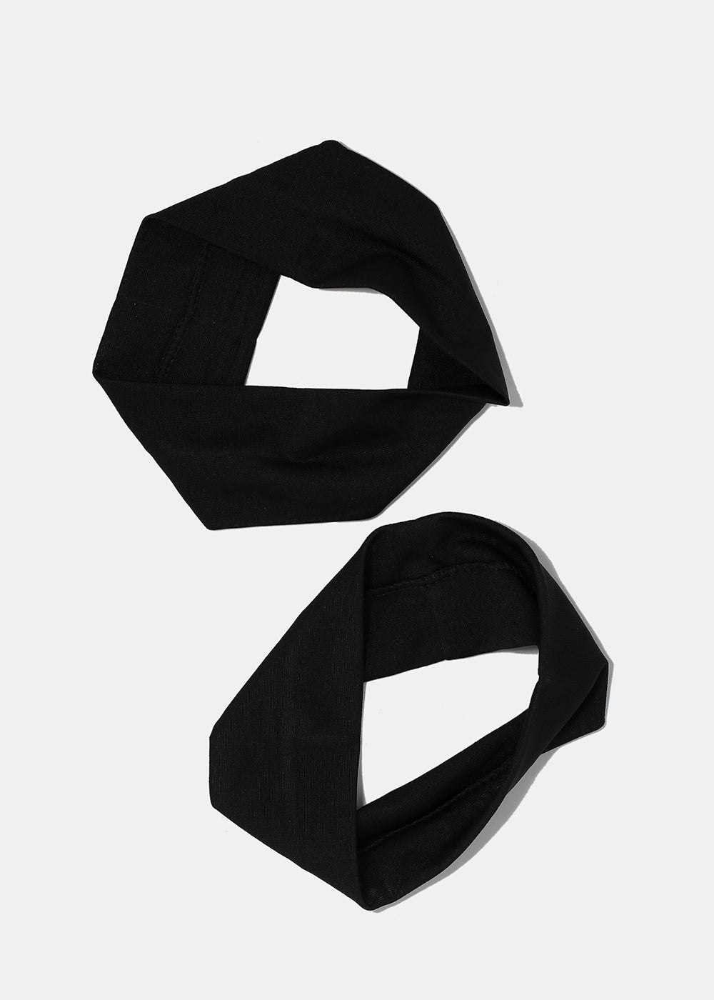 2-Piece Jersey Headband Set