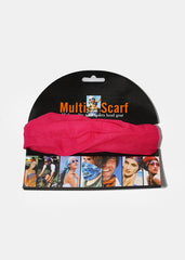 Solid Multi-Wear Headwrap