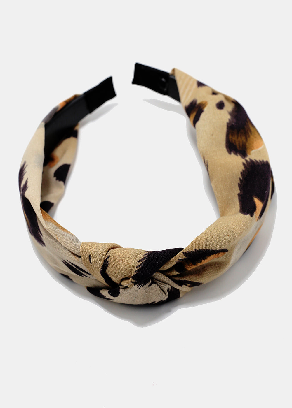 Animal Print Fabric Headband