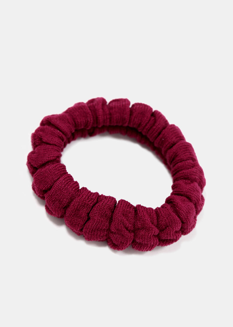 3-Piece Knit Scrunchie Set