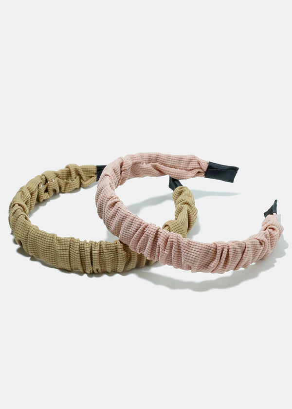 Cloth Solid Colored Headband
