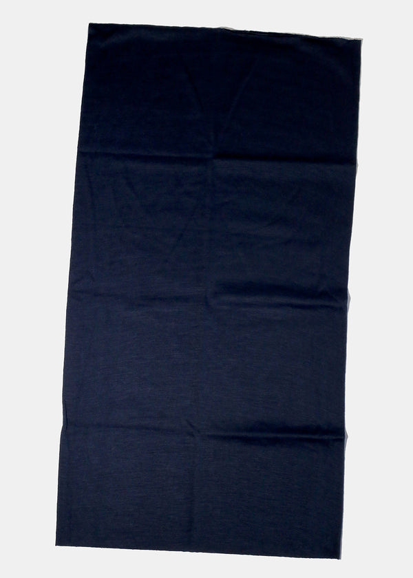 Navy Multi-Use Face Covering Scarf