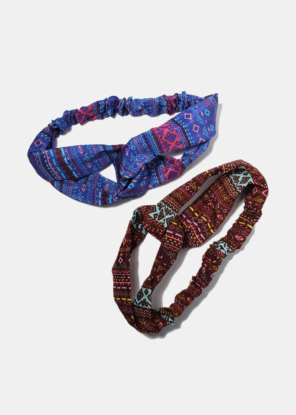 Tribal Print Stretch Headband