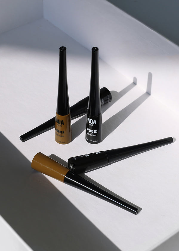 AOA Wonder Liquid Liner - Dark Brown