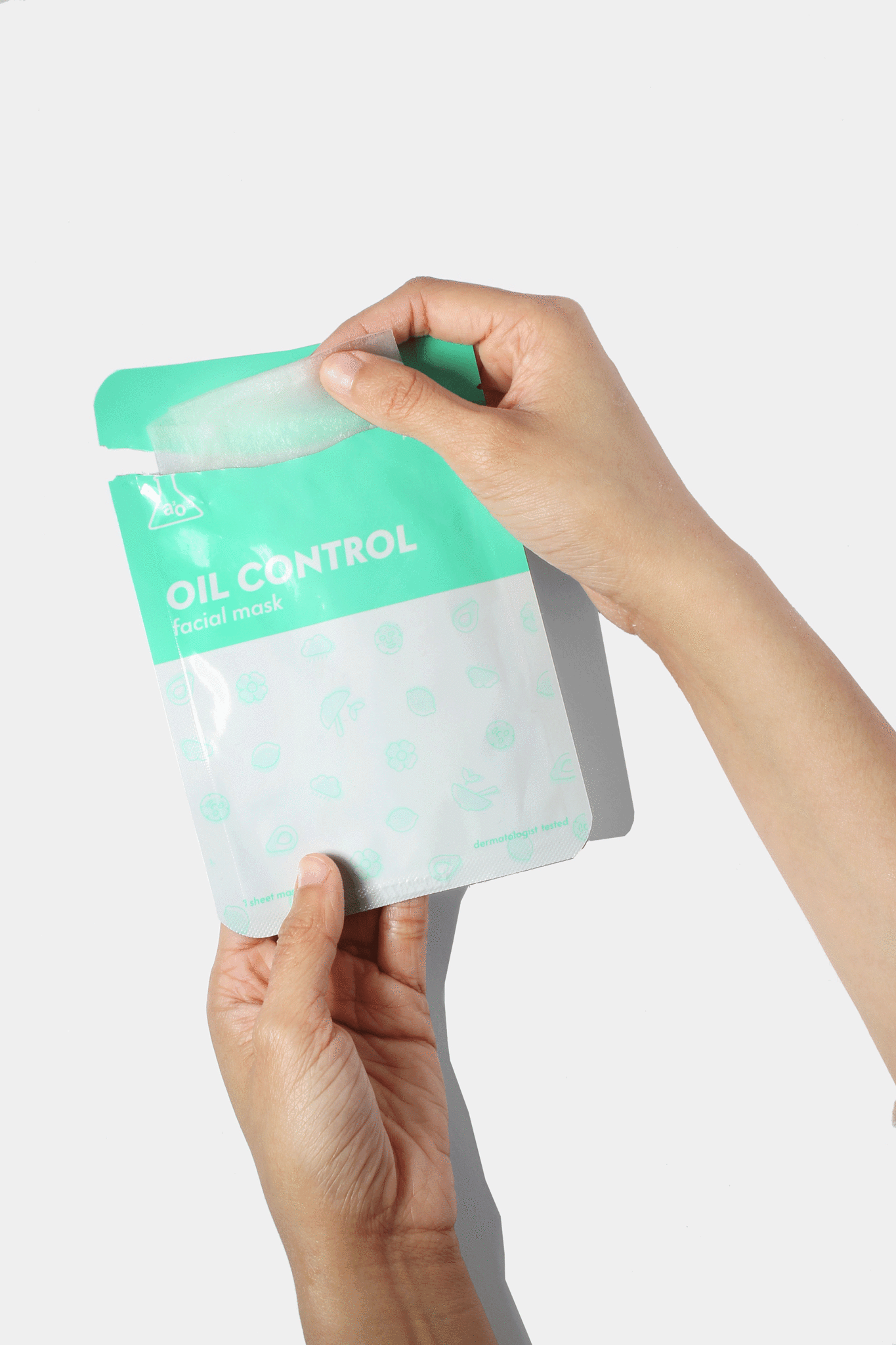 a2o Lab Facial Mask - Brightening