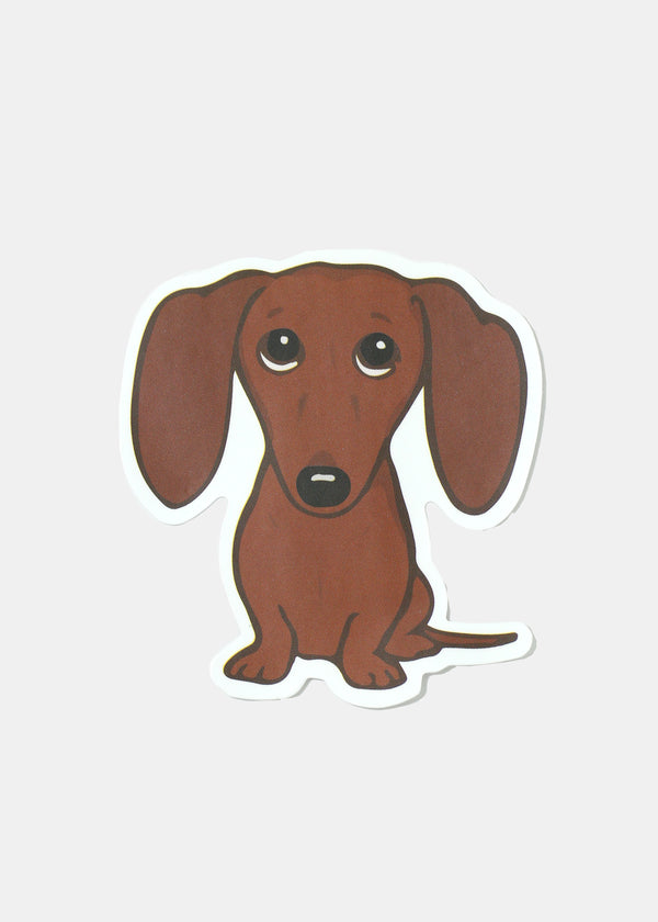 Official Key Items Sticker- Baby Dachshund