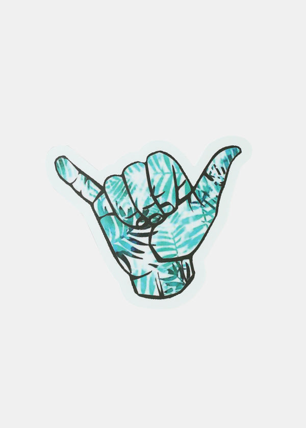 Oki Sticker- Hang Loose