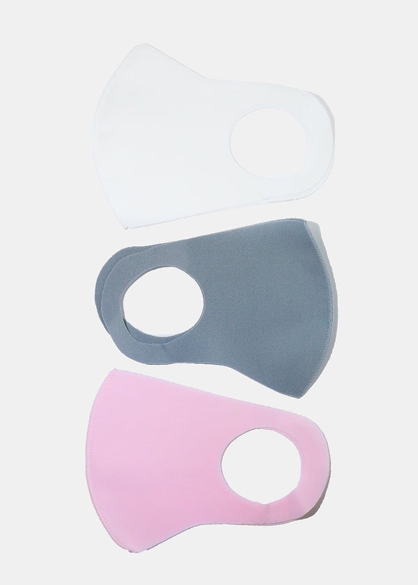 Adult Size Re-Useable Face Mask Color